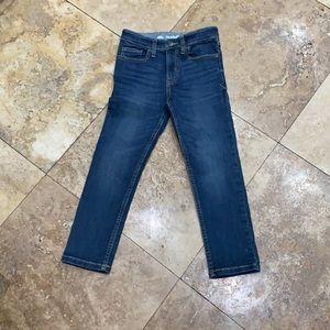 Cat & Jack boys skinny jeans size 7 NWOT
